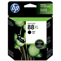 Cartucho Hp 88xl Black Original - 9396 Venc.11/2015 65,5ml