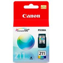 Cabecote De Impressao Cl-211 (9 Ml) Color Canon ®