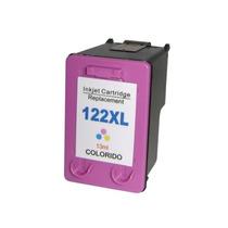Cartucho Hp 122xl Color Ch564hb Compatível 1050 2050 3050