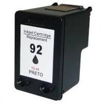 Cartucho Black 92 Hp 1510 C3180 C4180 Compatível Novo!