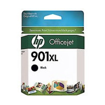 Cartucho Hp 901xl Officejet Jato Preto Cc654ab Mania Virtual