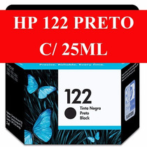 Cartucho Hp 122 Preto 1000 2000 2050 3050 Original 25ml