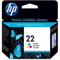 Cartucho Original Hp 22 Colorido