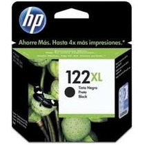 Cartucho Hp 122xl Preto 8,5ml Original Lacrado
