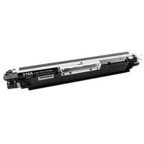 Toner Compatível Hp Ce310a 310a 126a 126 Black/preto