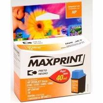Cartucho Compatível Hp 6614 Preto - Maxprint
