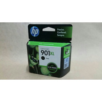 Cartucho Original Hp 901 Xl Preto Black Cc645ab