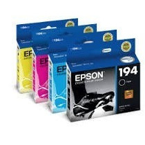 Kit 4 Cartuchos Epson Original T194 P Xp104 Xp204 Xp-214 204
