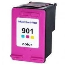 Cartucho Color 901 Hp J4660 4500 J4680 Compatível Novo!