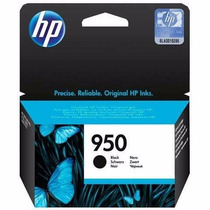 Cartucho De Tinta Preto Officejet Hp 950 De 24 Ml
