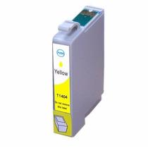 Cartucho T140 Compativel Tx560 Tx620 T42wd Wf3012 Amarelo