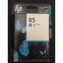 Cartucho Hp 85 Cyan Original C9425a
