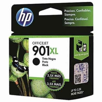 Cartucho 901xl Black Hp Original Novo E Lacrado