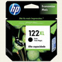 Cartucho Hp 122xl Jato De Tinta Preto Mania Virtual