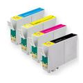 Kit Cartucho Epson Tx135 | Tx125 | T25 | T135 | T133 Stylus