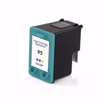 Cartucho Compatível Hp 95 Colorido Deskjet Photosmart Psc