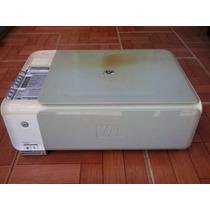 Impressora Multifuncional Hp Photosmart C3180 Com Defeito.