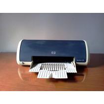 Impressora Hp Deskjet 3420 Com Cartuchos Funcionando 100%