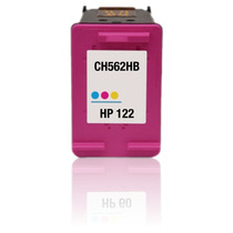 Cartucho Hp 122 Colorido Ch562hb Remanufaturado 2050 3050
