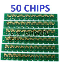 50 Chip Para Cartucho Epson Picture Mate 225 T5846 Pm225
