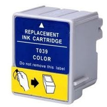 Cartucho Epson To39 Color Compativel Novo C41 C43 C45 Cx1500