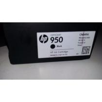 Cartucho De Tinta Preto Officejet Hp 950 De 24 Ml Cn049ab