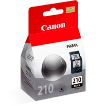 Cartucho Pg 210 Bk - Canon Mp240 Mp250 Pg-210 Black