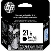 Cartucho Hp 21b C9351bb Original Everyday 5ml