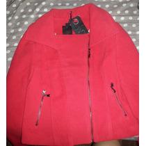 Casaco Safira Fashion Vermelho - Produto Novo!