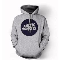 Blusa Moleton Arctic Monkeys Customizada Frete Grátis !