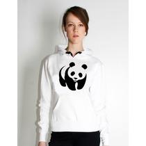 Blusa Panda - Moletom Canguru - Promoção !!!