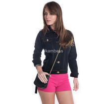 Jaqueta Jeans - Kam Bess - Jq0006