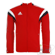 Agasalho Adidas Condivo 14 Vermelho - Futfanatics