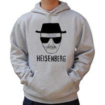 Blusa Breaking Bad Heisenberg Moletom Canguru - Promoção !!!