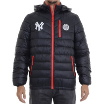 Jaqueta Masculina New Era Split Pocket New York Yankees Pret