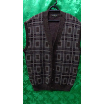 Colete Pullover De Lã Masculino Marca Teneriff Tm/52