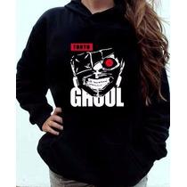 Blusa Moletom Tokyo Ghoul Modelo2 Mega Promoção.frete Grátis