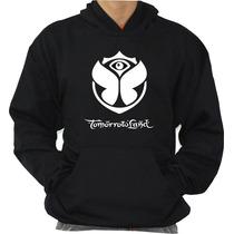 Blusa De Moleton Tomorrowland Canguru