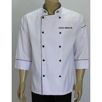 Dolma Chef Gastronomia Gourmet Restaurante Jaqueta Cozinha