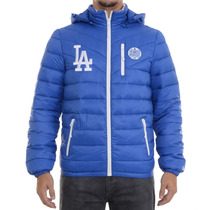 Jaqueta Masculina New Era Split Pocket Los Angeles Dodgers A
