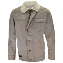 Jaqueta Oakley Braxton Jacket Marrom Lançamento