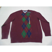 Blusa Suéter Tommy Hilfiger Masculino Original Importado.