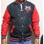 Jaqueta College Ny Chicago Bulls Barata