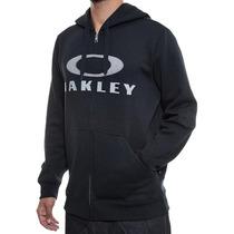 Moletom Masculino Oakley Ellipse Pullover Preto