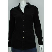 Blusa Camisa Marca: Bandolinoblu Importada Fashion