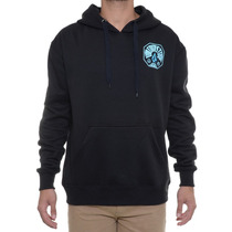 Moletom Masculino Volcom Circle The Stone
