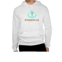 Kit Curso Farmacia - Blusa De Moletom E Camisetas