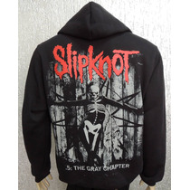 Moletom / Blusa Slipknot - .5: The Gray Chapter - C/ Capuz