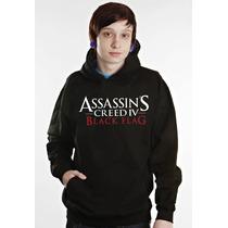 Blusa Assassins Creed - Moletom Canguru - Promoção !!!