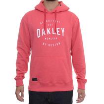 Moletom Masculino Oakley Disruptive Pullover Vermelho